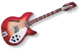 Rickenbacker Guitars and Basses Model 360/12C63 on RigShare