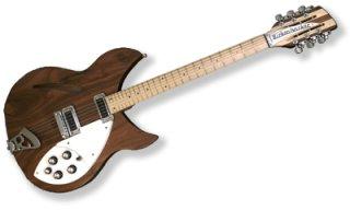 Rickenbacker Guitars and Basses Model 330/12W on RigShare