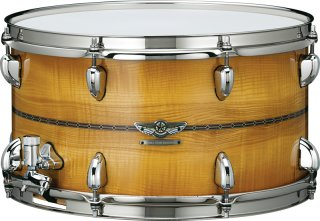 Tama Drums and Hardware Star Reserve Snare Drum Vol. 2 on RigShare