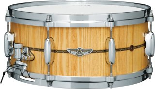 Tama Drums and Hardware STAR Stave Ash Snare Drum on RigShare