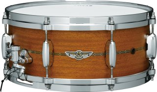 Tama Drums and Hardware STAR Solid Mahogany Snare Drum on RigShare
