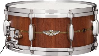 Tama Drums and Hardware STAR Stave Walnut Snare Drum on RigShare