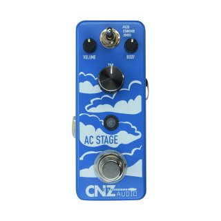 CNZ Audio AC Stage - Electric to Acoustic Guitar Effects Pedal on RigShare