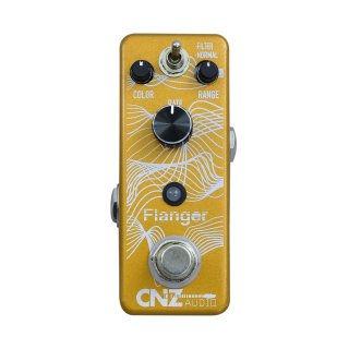 CNZ Audio Flanger - Guitar Effects Pedal on RigShare