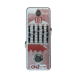 CNZ Audio EQ - 5 Band Equilizer Guitar Effects Pedal on RigShare