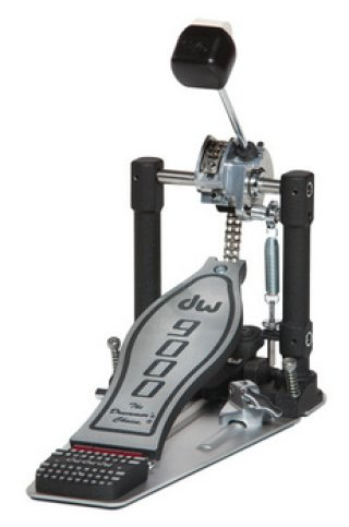 DW Drums DWCP9000 - 9000 Series Single Bass Drum Pedal on RigShare