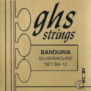 GHS Strings Banduria 12-String on RigShare