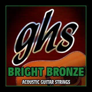 GHS Strings Bright Bronze™ on RigShare