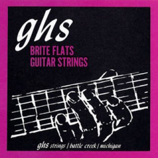 GHS Strings Brite Flats™ on RigShare