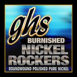 GHS Strings Burnished Nickel Rockers™ on RigShare
