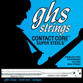 GHS Strings Contact Core™ Super Steels™ on RigShare