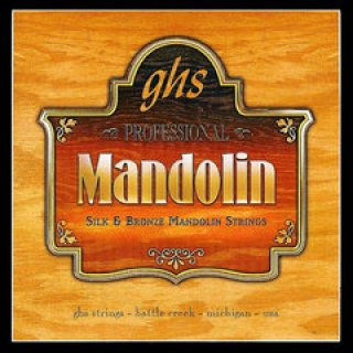 GHS Strings Silk And Bronze Mandolin on RigShare