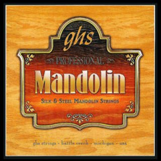 GHS Strings Silk And Steel Mandolin on RigShare