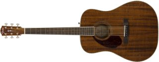 Fender PM-1 Dreadnought All Mahogany LH, Natural on RigShare