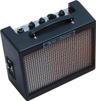 Fender MD20 Mini Deluxe™ Amplifier on RigShare
