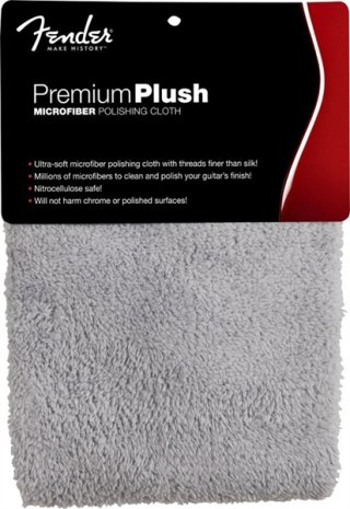 Fender Premium Plush Microfiber Polishing Cloth on RigShare
