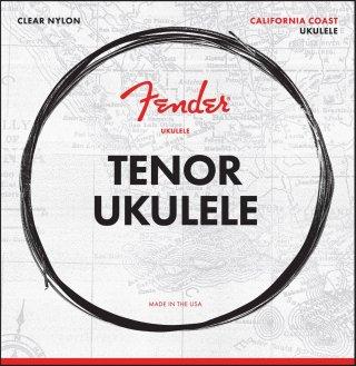 Fender California Coast Tenor Ukulele Strings on RigShare