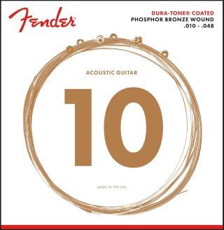 Fender Dura-Tone® Coated Phosphor Bronze Strings on RigShare