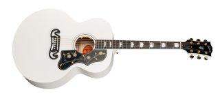Gibson SJ-200 White on RigShare