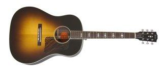 Gibson Advanced Jumbo on RigShare