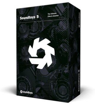 Sound Toys Soundtoys 5 on RigShare