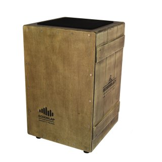 CNZ Audio Vintage Crate Cajon - Light on RigShare
