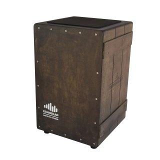 CNZ Audio Vintage Crate Cajon - Dark on RigShare