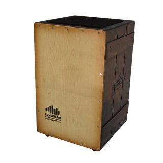 CNZ Audio Vintage Crate Cajon - Sunburst on RigShare