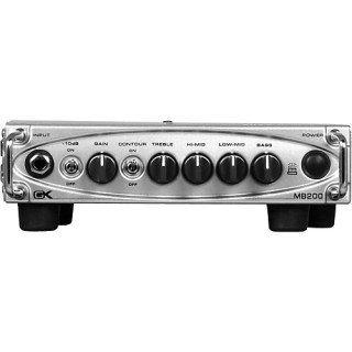 Gallien-Krueger Bass Amps MB 200 on RigShare