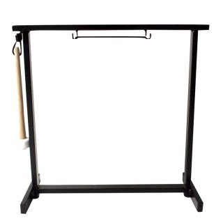 """Zildjian 12"""" table-top gong stand on RigShare"""