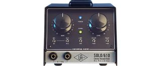 Universal Audio SOLO 610 on RigShare