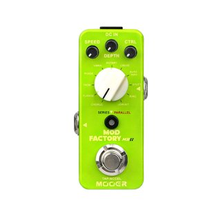Mooer Pedals Mod Factory MKII on RigShare