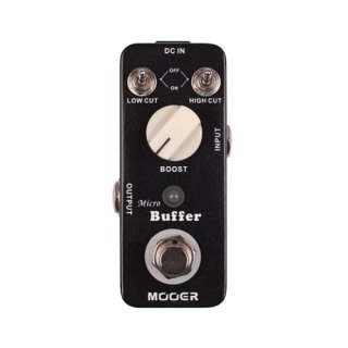 Mooer Pedals Micro Buffer on RigShare