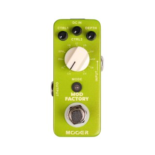 Mooer Pedals Mod Factory on RigShare