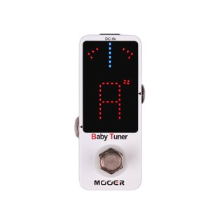 Mooer Pedals Baby Tuner on RigShare