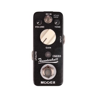 Mooer Pedals Thunderball on RigShare