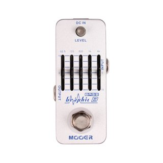 Mooer Pedals Graphic B on RigShare