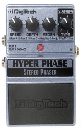 DigiTech Pedals Hyper Phase on RigShare