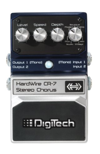DigiTech Pedals CR-7 on RigShare
