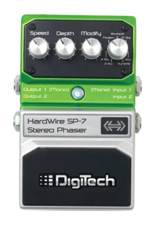 DigiTech Pedals SP-7 on RigShare