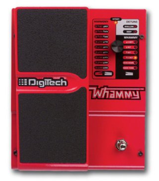 DigiTech Pedals Whammy (4th Gen) on RigShare