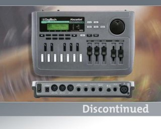 DigiTech Pedals Vocalist Workstation on RigShare