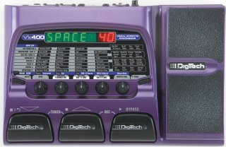 DigiTech Pedals Vocal 400 on RigShare