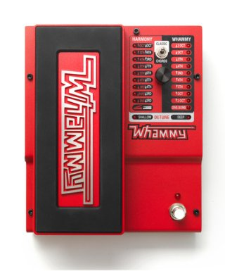DigiTech Pedals Whammy (5th Gen) on RigShare