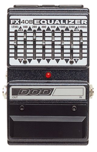 DOD Pedals FX40B - Equalizer on RigShare