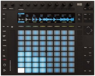 Ableton Push 2 Controller on RigShare