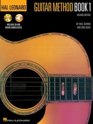 Hal Leonard Books and DVDs Guitar Method Book 1 on RigShare