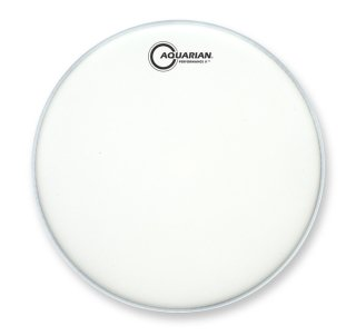 "Aquarian 18"" Performance II Coated Bass Drumhead on RigShare"