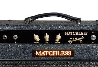 Matchless Nighthawk Head on RigShare