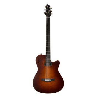Godin Guitars A6 ULTRA Baritone Burnt Umber SG on RigShare